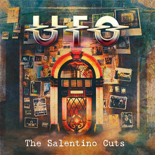 UFO - The Salentino Cuts (2017) full