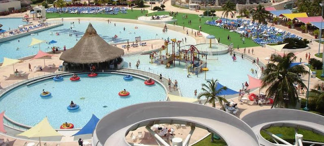 Wet'n Wild no Parque Ventura Park em Cancún