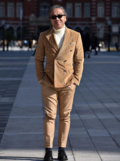 ビアンコ・エ・マローネのメンズ ファッション
