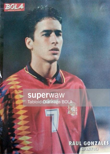 Raul Gonzales Spain
