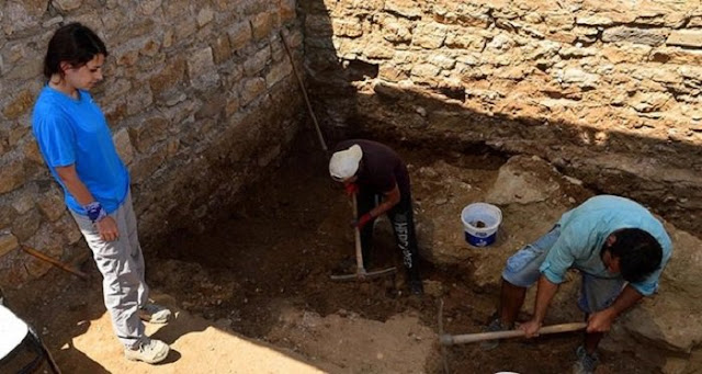 A 'New Ephesus' is waiting to be unearthed at Parion, Turkey
