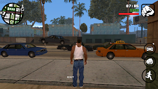 GTA San Andreas Lite APK Data v8 390MB