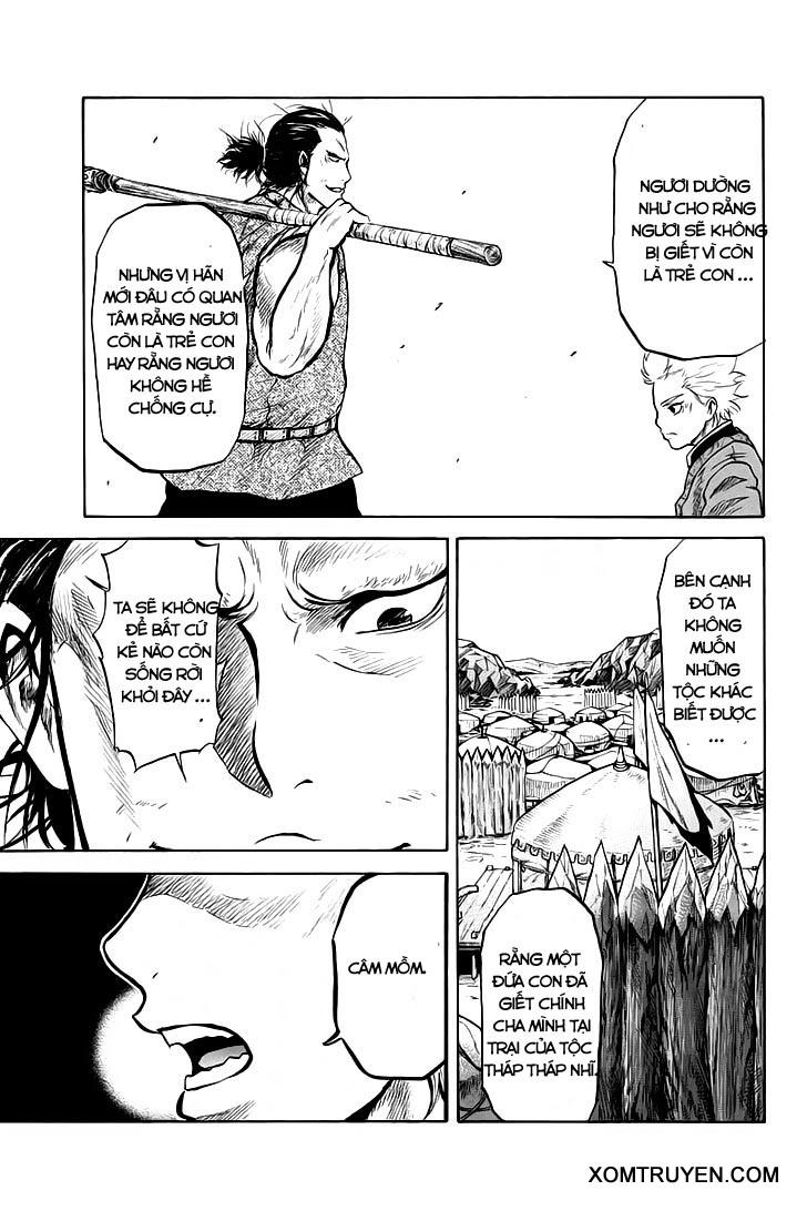 Horizon (okada takuya) chap 34 trang 5