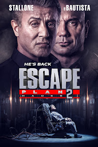 Escape Plan II Poster