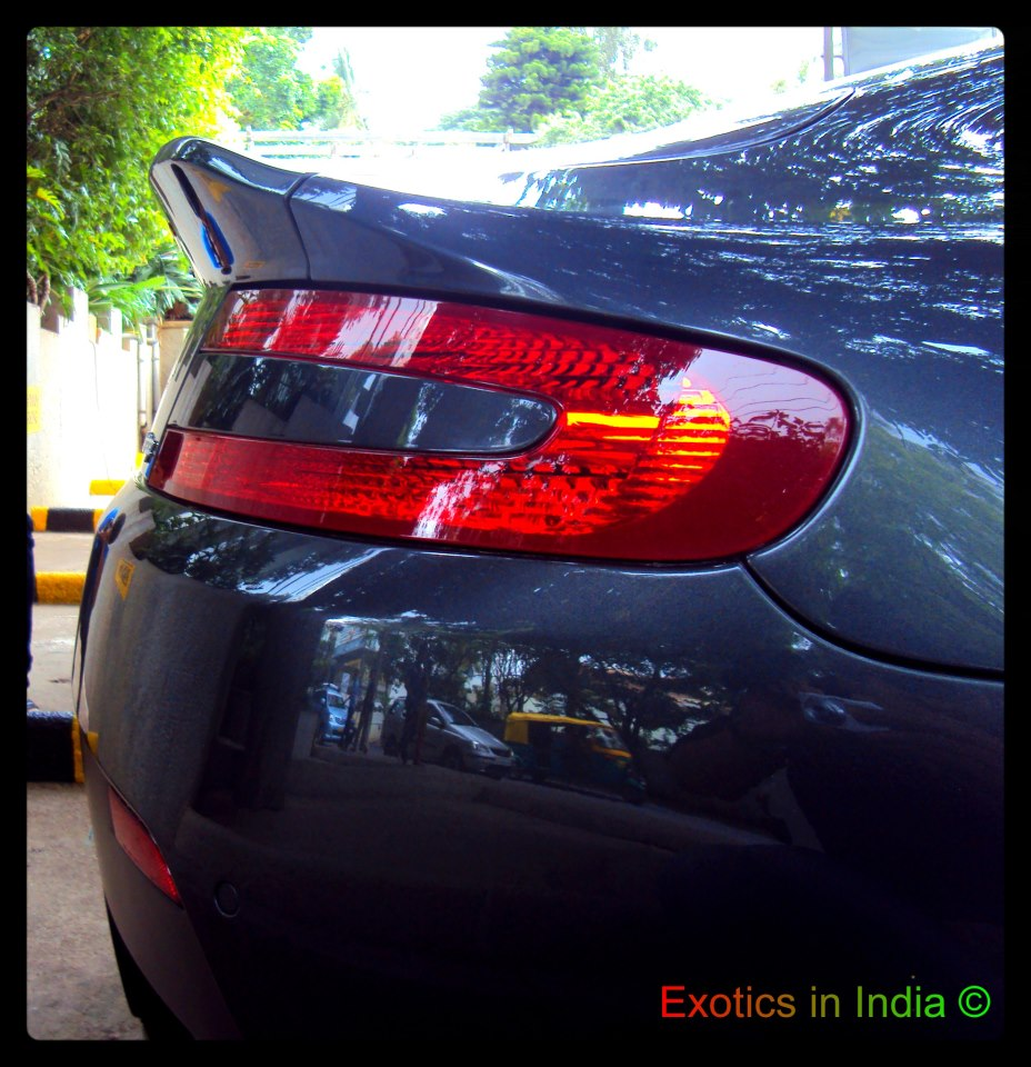Exotics In India: Photos & Info: Aston Martin V8 Vantage Coupe