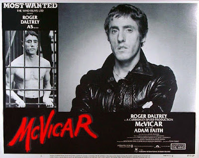 Roger Daltrey... McVicar movie & soundtrack