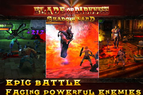 Blade of Darkness APK Unlimited Purchase