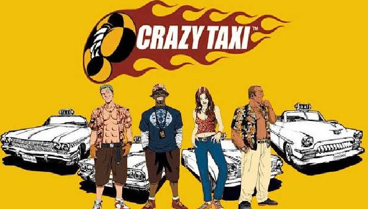 تحميل لعبة Crazy Taxi للكمبيوتر برابط مباشر مجانا
