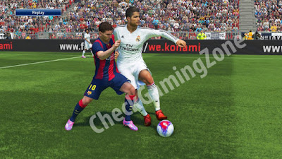 Pro Evolution Soccer 2015 Setup For Free
