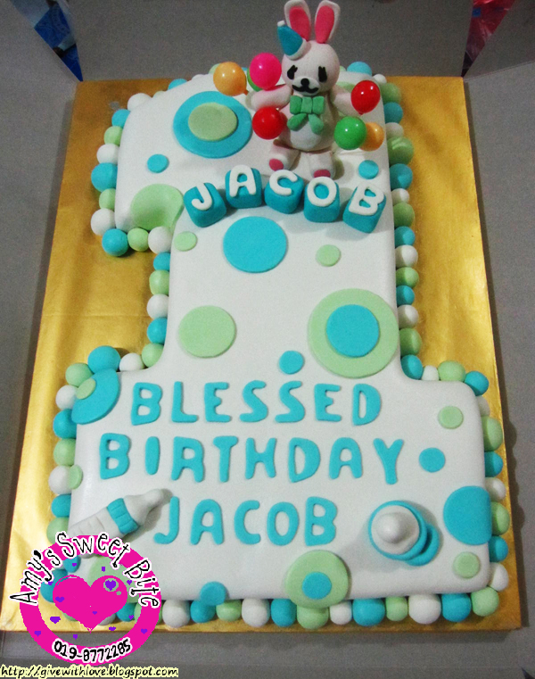 Amys Sweet Bite Birthday Cake