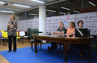 Esther Pailos,  Daniel Gatti, Ana Inés Larre Borges, Mariana Contreras