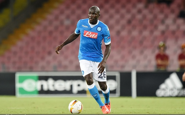 Arsenal target Kalidou Koulibaly to leave Napoli
