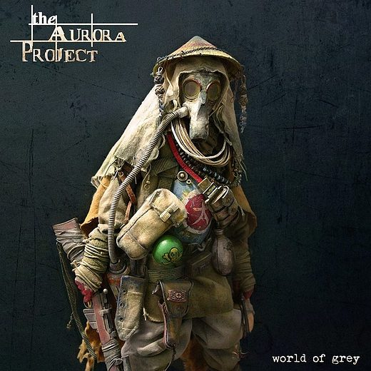 THE AURORA PROJECT - World Of Grey (2016) full