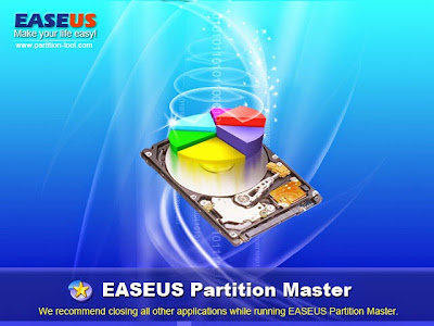 Download EASEUS Partition Master