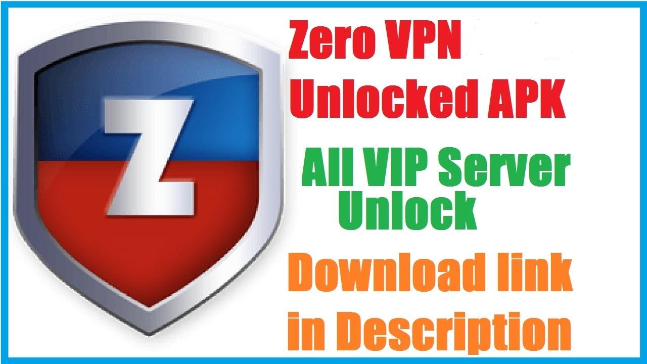 Zero vpn vip server