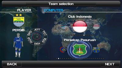 Screenshot WE 2012 Update Patch 2017 (Liga 1 Gojek Traveloka)