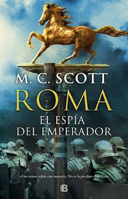 Roma. El espía del emperador - M. C. Scott (2016)