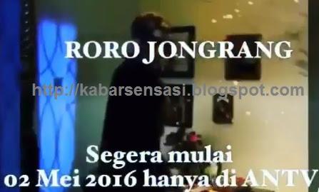 Daftar Lengkap Pemain Roro Jonggrang ANTV Beserta Foto-fotonya