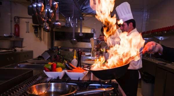 Gambar 12 Persiapan Membuka Usaha Rumah Makan