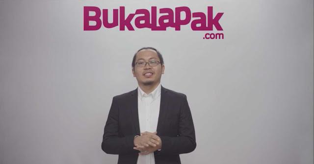 Achmad Zaky Pendiri Bukalapak