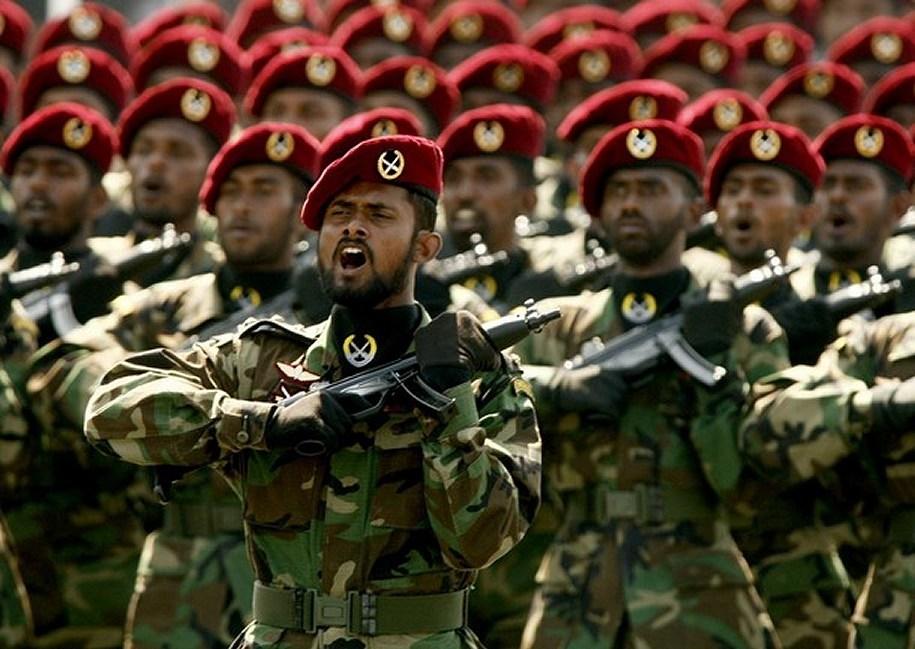 wallpaper: Sri Lanka Army Commando Regiment