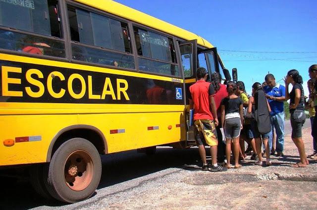 Transporte escolar foi superfaturada em mais de R$ 90 mil em Barreiros, diz relatório