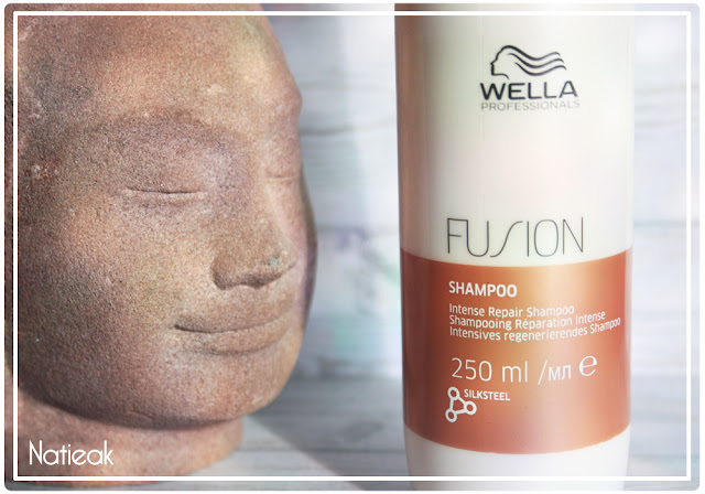 shampoing fusion reparation intense