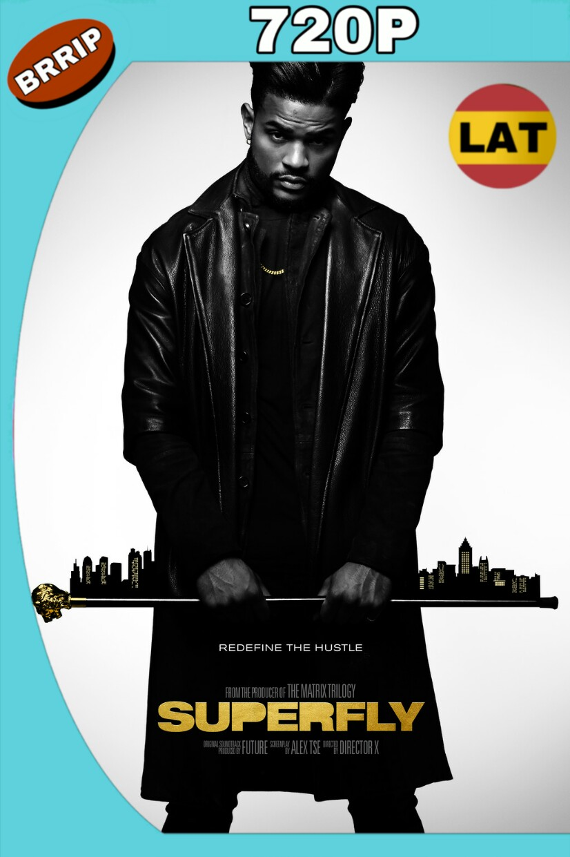 SUPERFLY (2018) BRRIP 720P LATINO-INGLES MKV