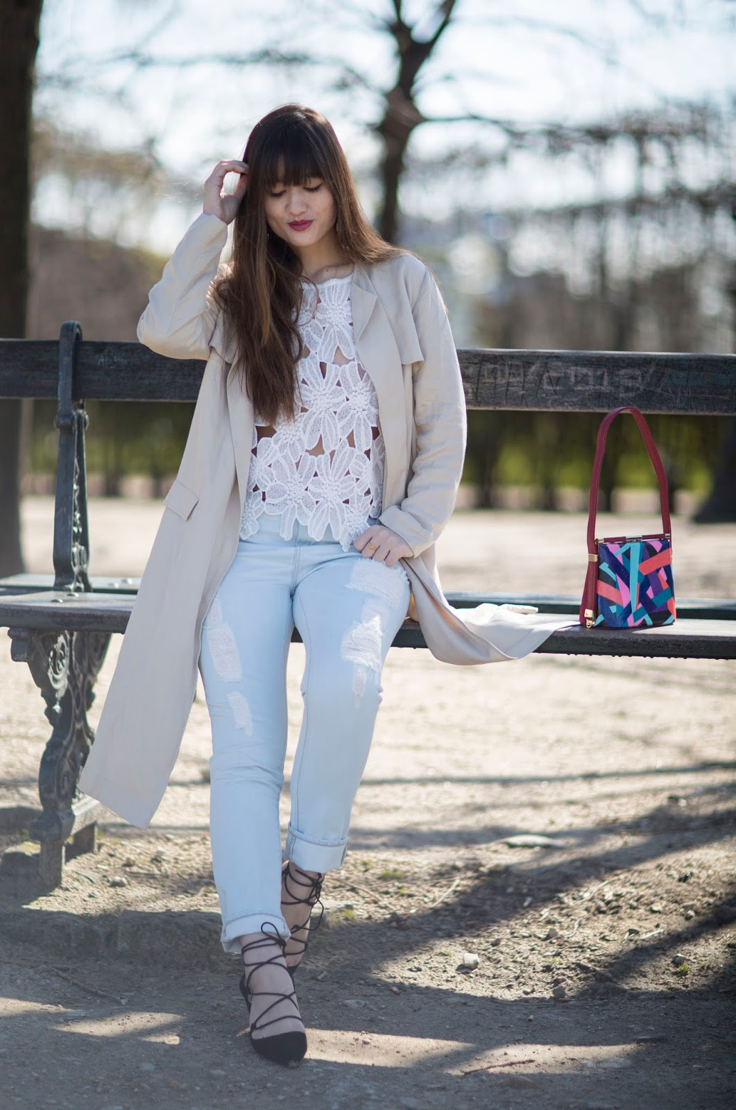 parisian fashion blogger, look, style, meet me in paree, chic style, chicwish