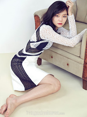 Lee Som - Esquire Magazine February Issue 2016