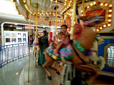 Takoyaki Aeon IOI Mall Puchong ; Property Expo IOI Mall Puchong