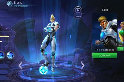 Tips dan Trik Menggunakan Hero Bruno di Mobile Legend Bang Bang Beserta Buildnya