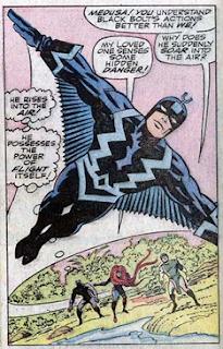 Fantastic Four Annual 5 Divide Conquer