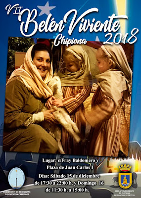 Chipiona - Belén Viviente 2018