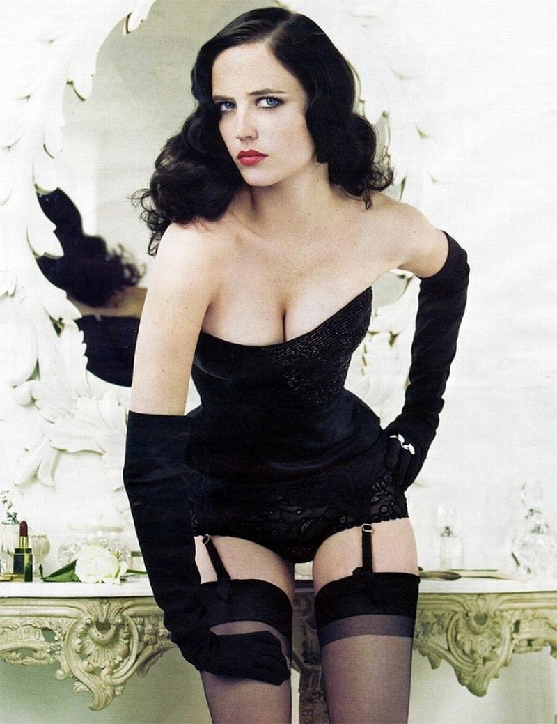 Helena bonham carter stockings