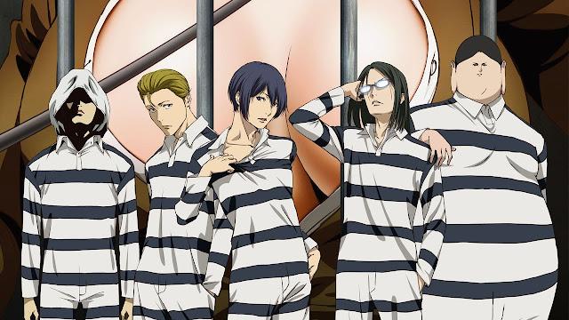 Prison School tập 1 vietsub
