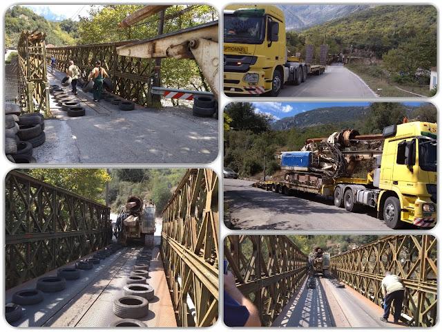 Γιάννενα: ΓΕΦΥΡΑ ΠΛΑΚΑΣ-Όλα έτοιμα για να ξεκινήσουν οι αναστηλωτικές εργασίες της β'φάσης