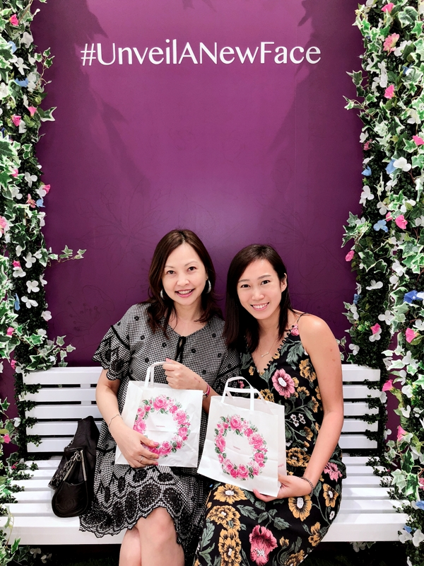 takashimaya 25th anniversary singapore beauty influencers
