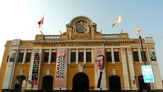 Casa de Literatura Peruana, Lima