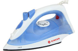 Singer Coral Steam Iron For Rs 579 (Mrp 1390) at Flipkart discount deal by rainingdeal.in