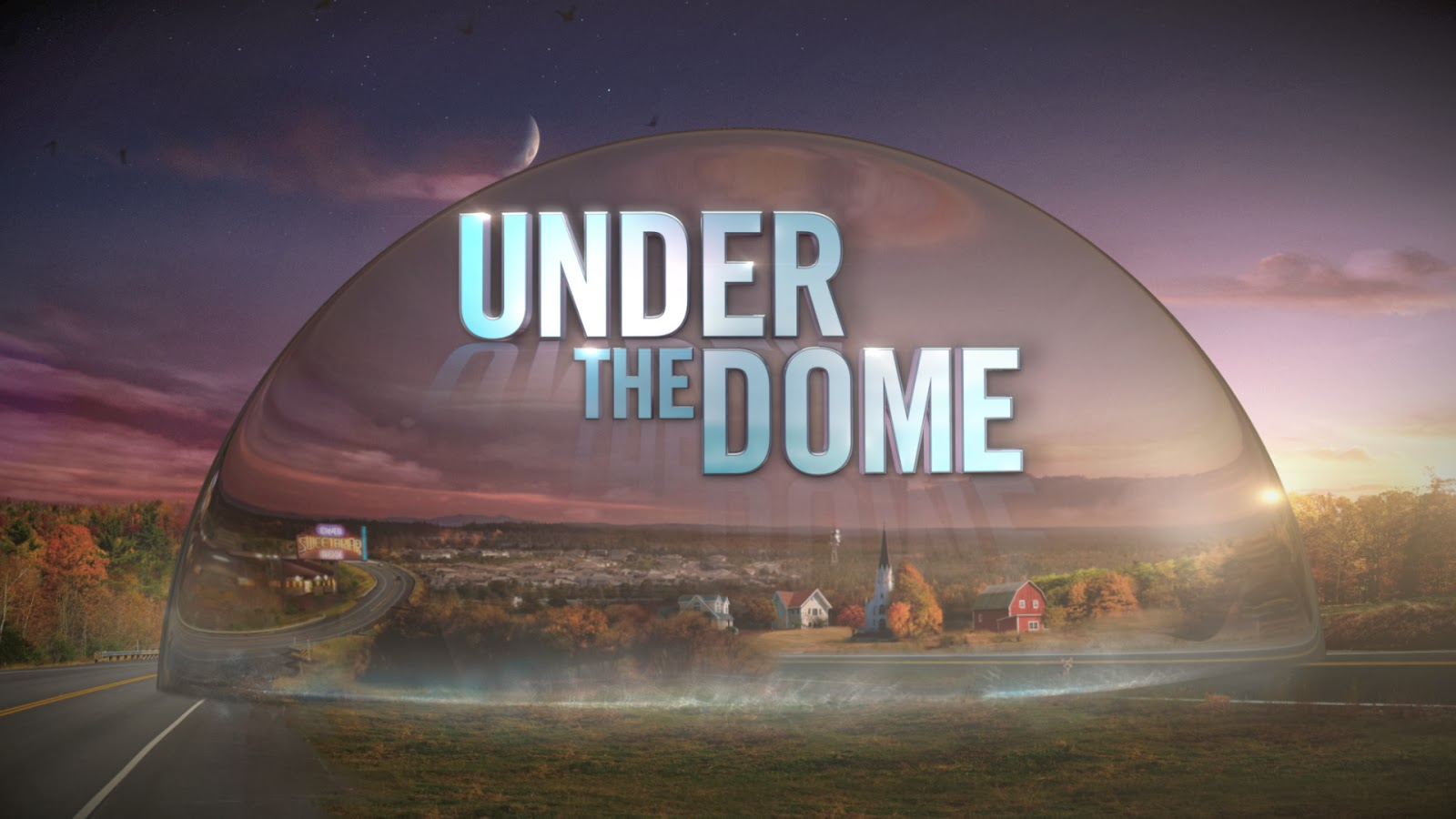 Under The Dome returns to CBS in June 2014