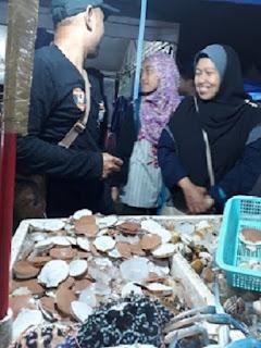 hasil laut sabah,dataran todak,tempat makan best di Sabah