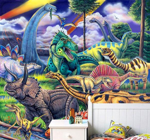 fantasia tapetti dinosaurus tapetti dinosaurukset tapetit lapsi Valokuvatapetti