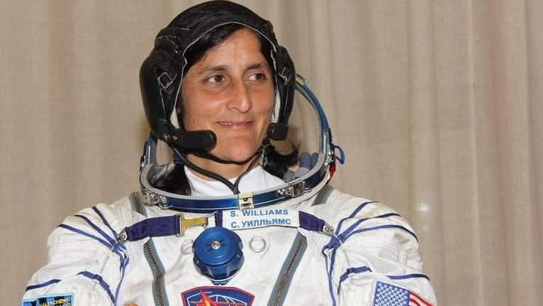 astronauts sunita williams - photo #5
