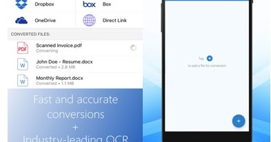 Convert PDF to Word on Your Mobile Phone ~ Tech Senser