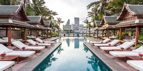 The Peninsula Bangkok (Bangkok, Thailandia)