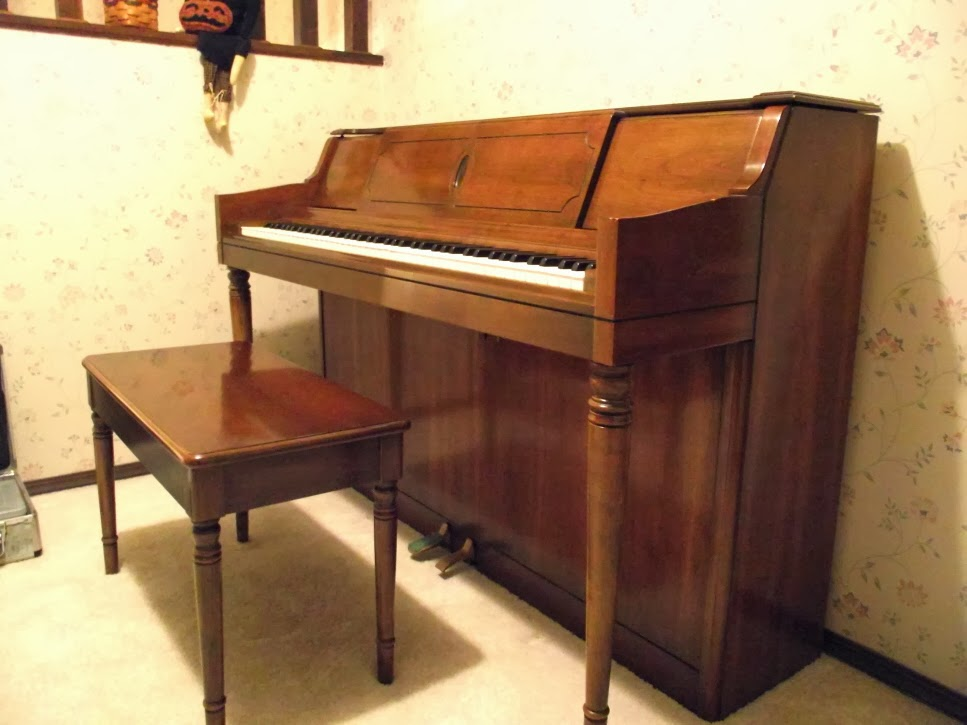 Rensberry Piano Service: This Beautiful Wurlizter Player ... - photo#12
