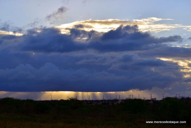 Nordeste poderá ter chuvas fortes nos próximos dias
