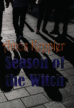 My novel Season of the Witch