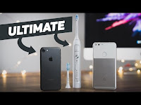 Castiga un smartphone de 1.000 de dolari + o periuta de dinti Sonicare FlexCare Platinum Connected